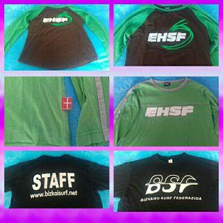 4 camisetas mujer surf federacion euskadi oficial