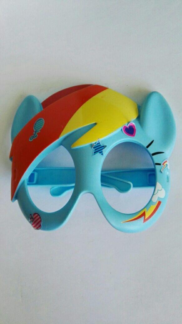 Máscara gafas mi pequeño pony my little pony de segunda mano por 3 ...