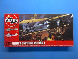 AIRFIX Swordfish avion (1/72)