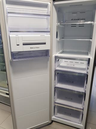 congelador vertical samsung