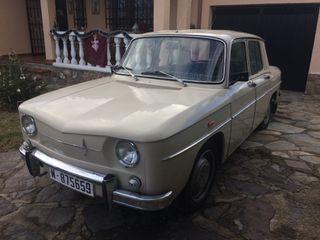 Renault 8 1969 coche clasico
