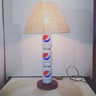 Lampra latas Pepsi #latalamp