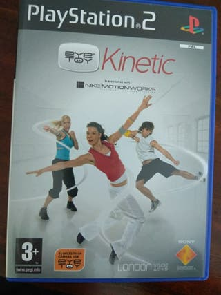 kinetic Ps2