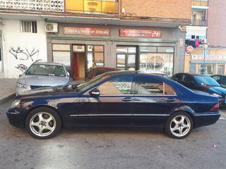 Mercedes-benz Clase S 2005