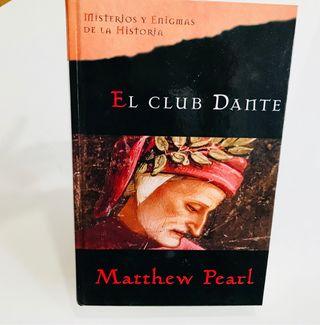 Libro EL CLUB DANTE de Matthew Pearl