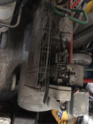 Compresor de gasolina