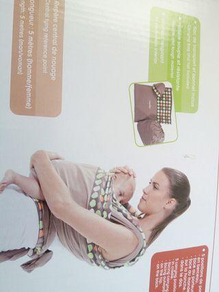 Porta bebes babymoov