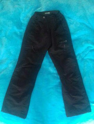 neak peak pantalon de montaña niño niña talla 10