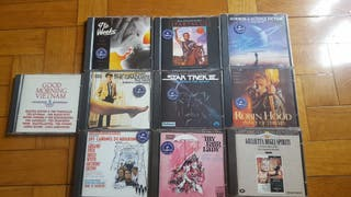 CDs Bandas Sonoras Originales