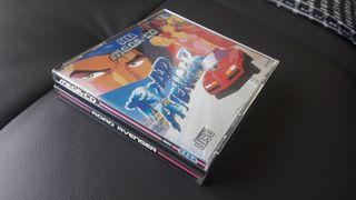 Road Avenger Mega CD Sega