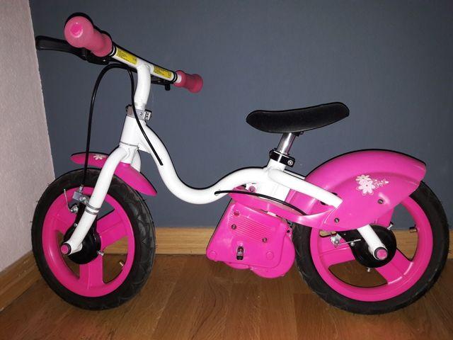 Bicicleta niña como nueva