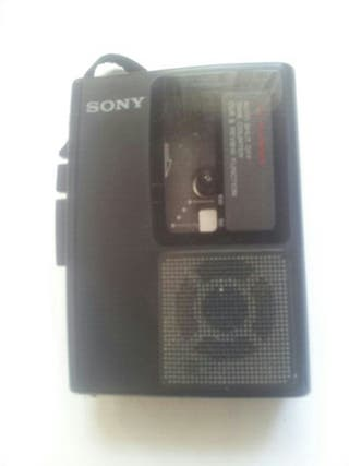 walkman grabadora Sony a pilas