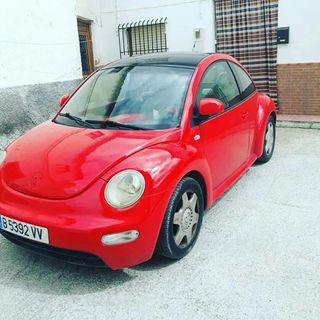 Volkswagen new beetle 2.0 gasolina
