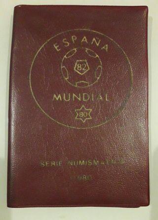 Serie Numismática Mundial España 82