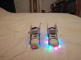 NUEVAS zapatillas led