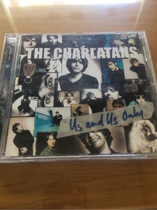 The Charlatans CD