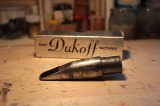 Boquilla Metal Dukoff D5 Saxo Alto