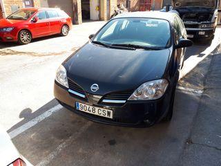 coche Nissan Primera 2004