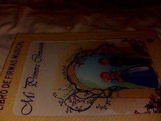 libro comunion