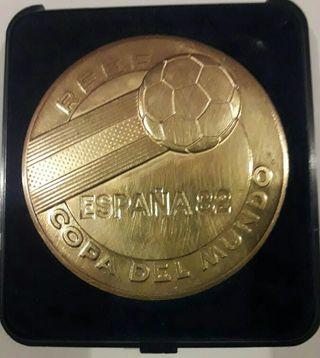 Medalla del Mundial de España 82