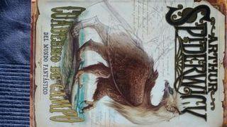 Libro Spiderwick Cuaderno de Campo Fantástico