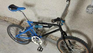 Bici bmx cross retro clasica