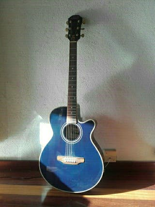 Guitarra elecrtoacústica