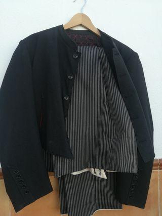 traje de flamenco