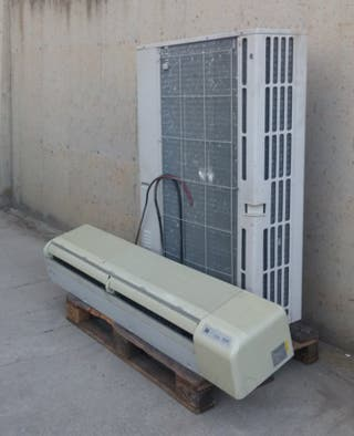 Aire condicionat MITSUBISHI trifàsic