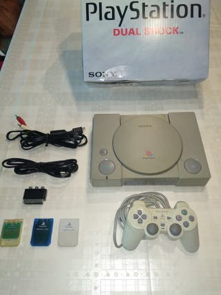 Consola playstation PS1