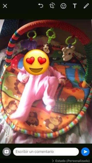 Mantita bebe