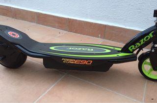 Patinete electrico Razor E90