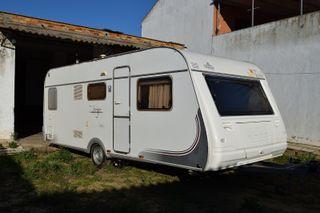 Caravana Sun Roller Tango 495 Delexe