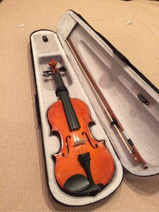 Oferta violín 4/4 como nuevo