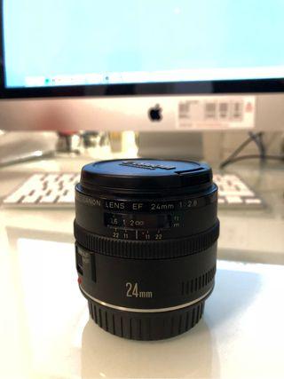 Canon 24mm 2,8