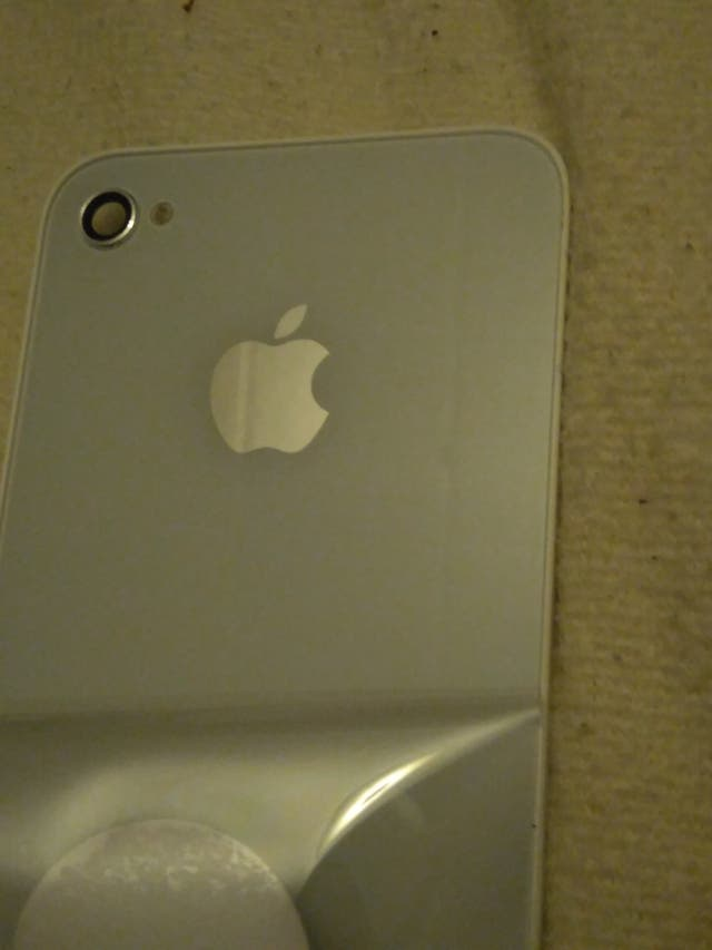 iPhone 4/4S back cover