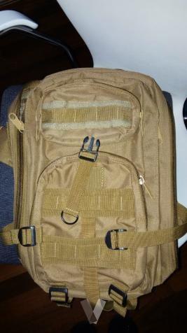 30L Mochila Militar Táctica