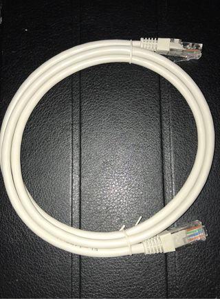 Cable UTP cat5e 1.5m Nuevo