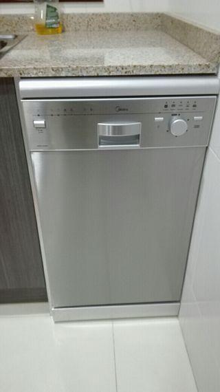 lavavajillas midea