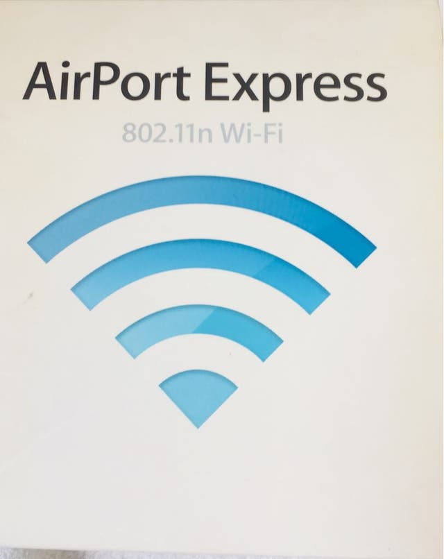 WiFi Airport express Apple.