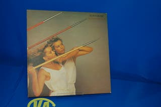 Vinilo disco LP- Roxy Music Flesh + Blood- Lp