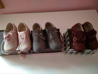 zapatosniña
