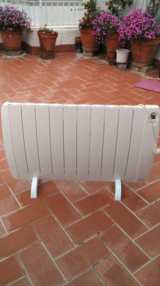 Emisor térmico (radiador eléctrico)