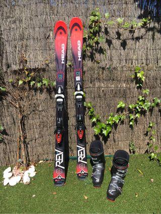 Tablas de esqui head