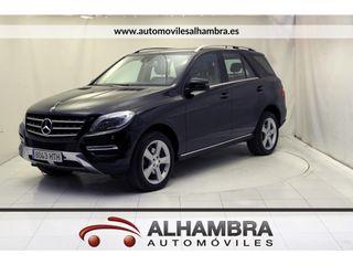 Mercedes-Benz Clase M 3.0 L 350 BLUETEC 4ATIC 5P
