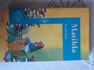 Libro infantil matilda