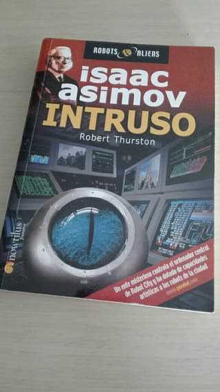 Novela Isaac Asimoc INTRUSO