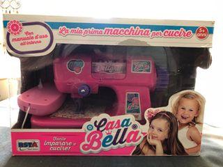 Maquina de coser infantil