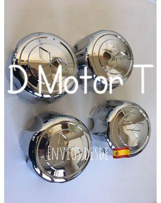 Set 4 Tapabujes Mitsubishi Montero/Pajero