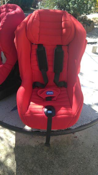 silla coche grupo 1
